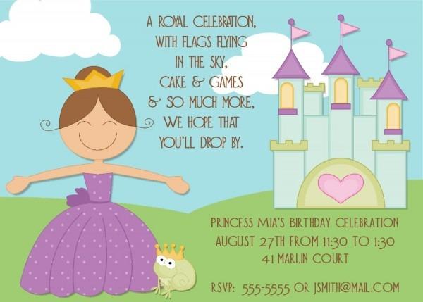 Birthday Invites Quotes — Birthday Invitation Examples