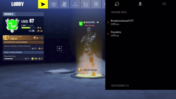 Fortnite' Mobile  How To Add Friends & Send Invite Codes To The Beta