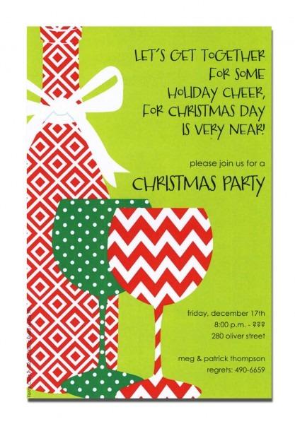 Free Funny Christmas Invitation Templates – Fun For Christmas