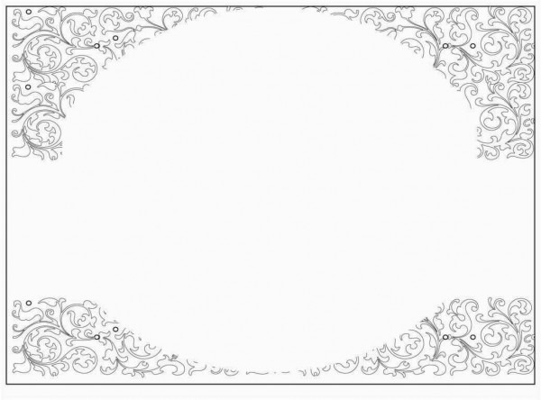 Free Download Free Printable Wedding Invitation Templates For Word