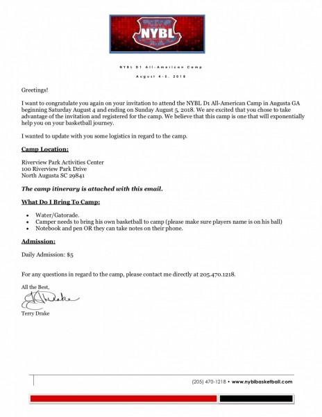 Free Events Basketball Tournament Invitation Letter Doc – Nosagvt