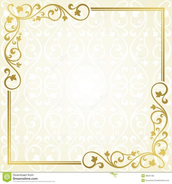 Template Invitation Card