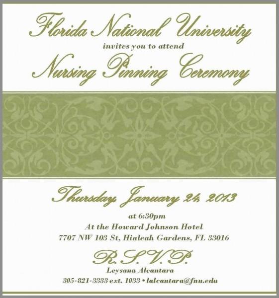 Free Pinning Ceremony Invitations Great Items Similar To Usn Navy