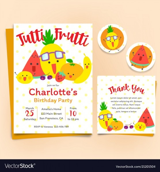 Tropical, Invitation & Theme Vector Images (46)