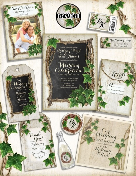 Garden Wedding Invitations Garden Wedding Invitations For Well