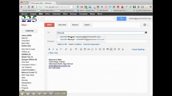 How To Send Meeting Request In Gmail A Calendar Invite 8