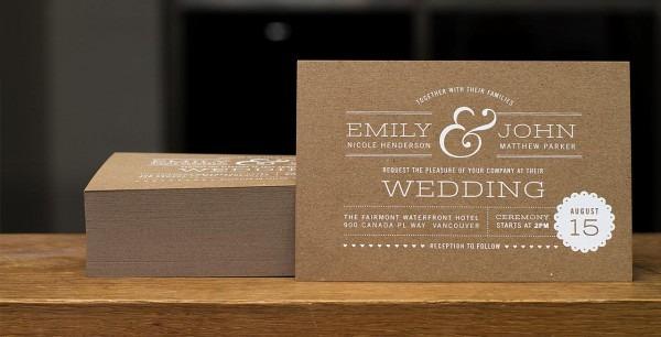 Gorgeous Wedding Invitation Companies Custom Printed Wedding