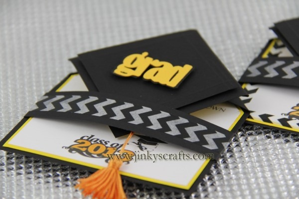 Jinky's Crafts & Designs  3d Graduation Cap Pop