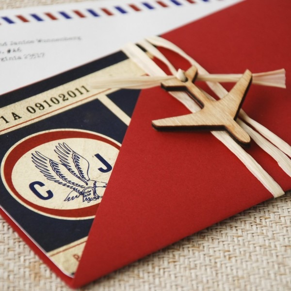 Handmade Wedding Invitation Ideas