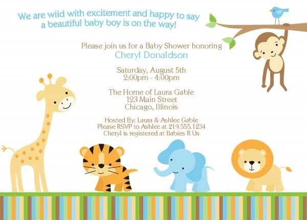 Having A Baby Shower Don39t Forget The Invitations Free Personal