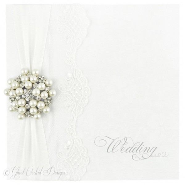 Heirloom Wedding Invitation
