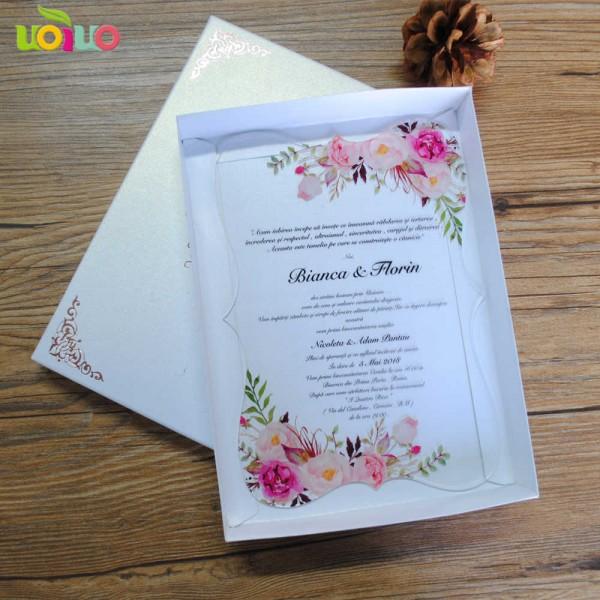 Price For Wedding Invitations: Cost Of Printing Wedding Invitations