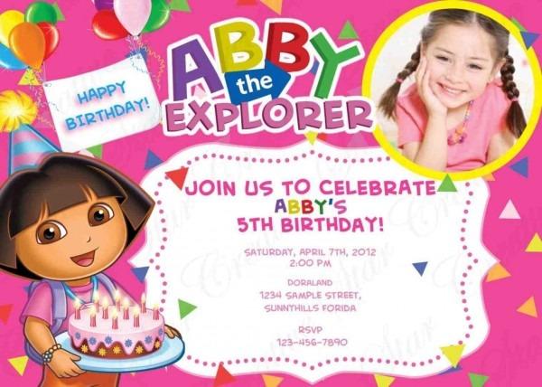 Ideal Birthday Invitation Design 16 With Birthday Invitation