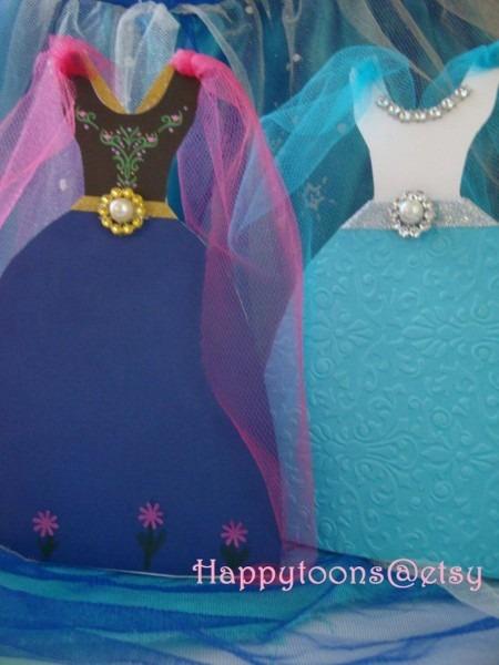 Frozen Invitation Frozen Dress Invitation Frozen Invitation