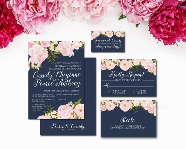 Images For 123 Print Wedding Invitations Www Discount3online60 Ga