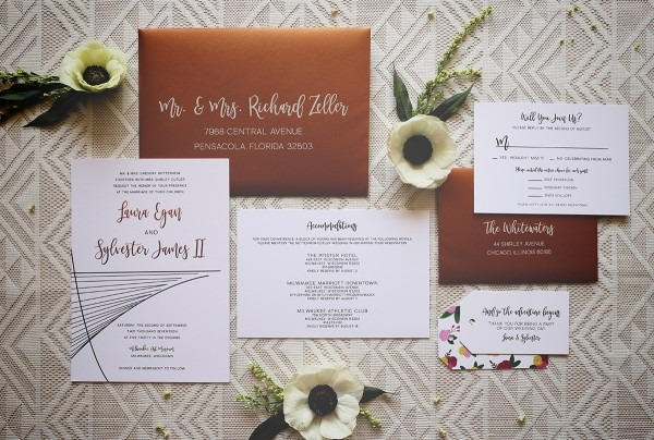 How Much To Budget For Your Wedding Invitations And Stationery