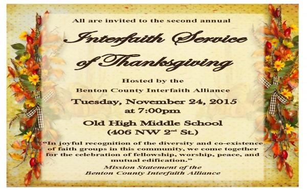 Thanksgiving & Hanukkah Events