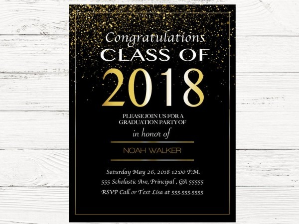 Joint Grad Party Invites Cheap Shutterfly Design Graduation