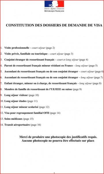 Modele Lettre Invitation Etranger En France