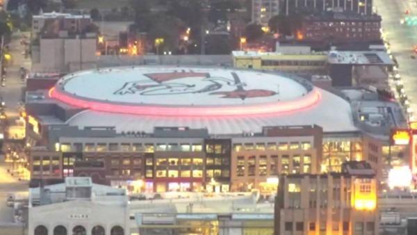 Great Lakes Invitational  Michigan Hockey Faces Bowling Green
