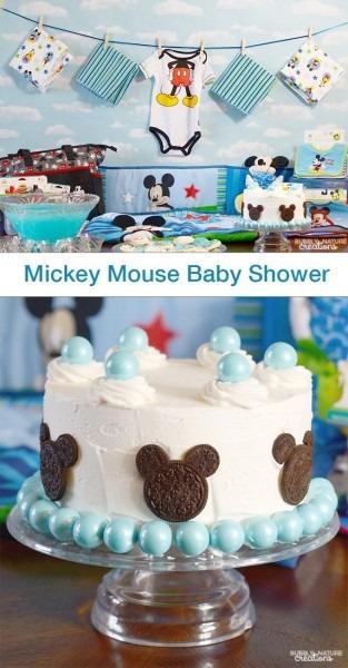 Baby Shower  Disney Themed Baby Shower  Disney Baby Shower