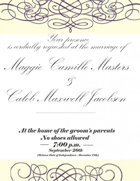Full Cordially Invited Film High Quality