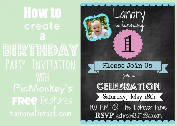 Make Birthday Invitations Make Birthday Invitations As Well As