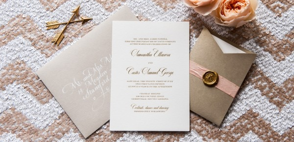 Stamps For Wedding Invitations: Stamp Wedding Invitation
