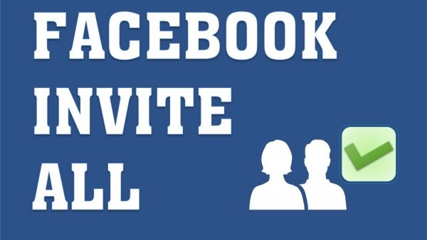 Invite All Friend To Group Token Facebook