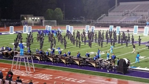 2016 Fishers Hs Marching Tigers