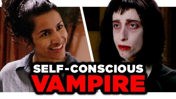 Vampire Doesn't Feel Invited
