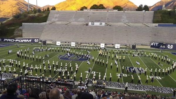 Davis High School Marching Band
