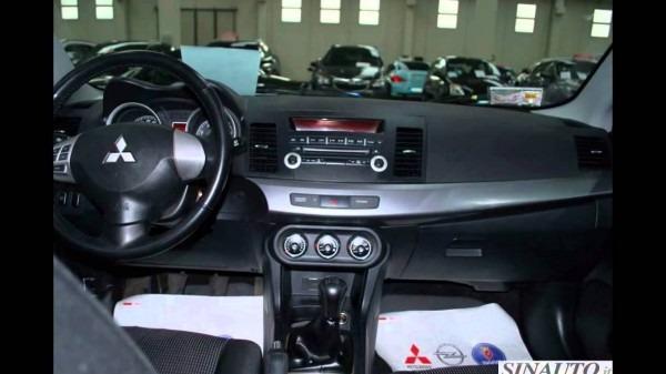 Mitsubishi Lancer Sportback 1 5 Invite