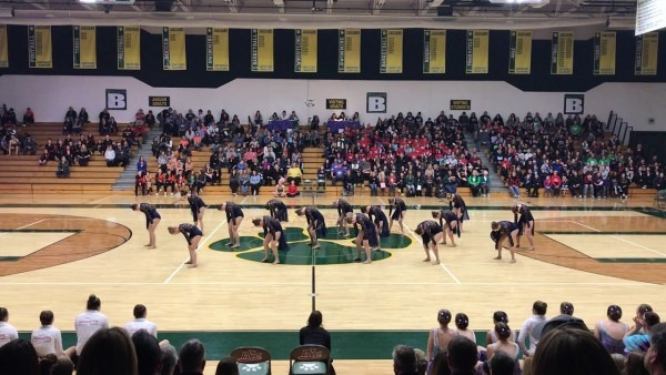Middleton Dance Team D1 Jazz