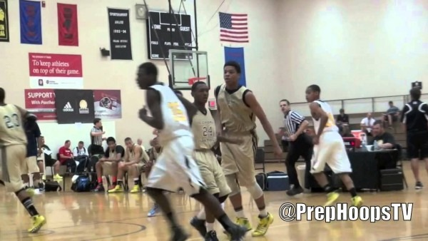 Miles Bridges 2016 Huntington Prep Dominates At The Adidas