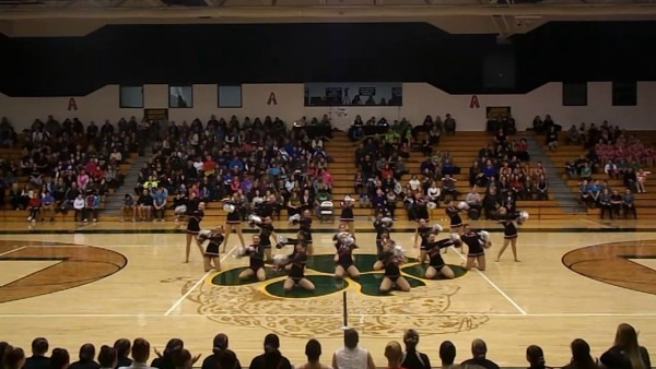 Middleton Dance Team D1 Pom