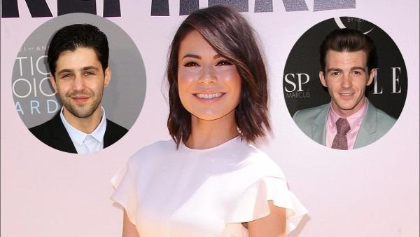Miranda Cosgrove Reacts To Josh Peck & Drake Bell's Wedding Feud