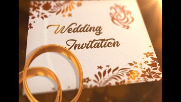 Whatsapp Wedding Invitation Latest 2018