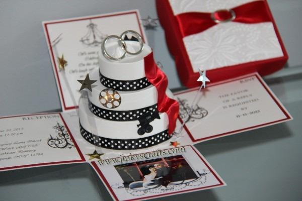 Nice Cool Wedding Invitations Cool Wedding Invitations Plumegiant