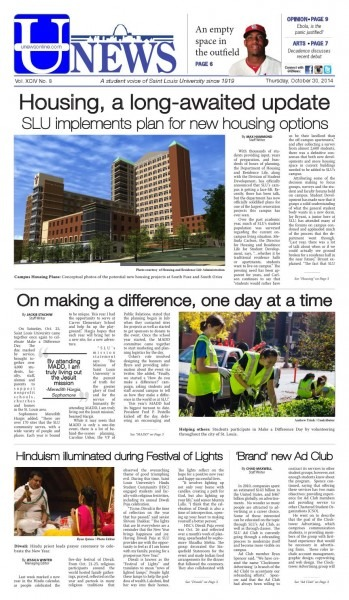 Oct 30 (no  8) By University News