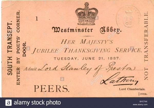 Queen Victoria Thanksgiving Stock Photos & Queen Victoria