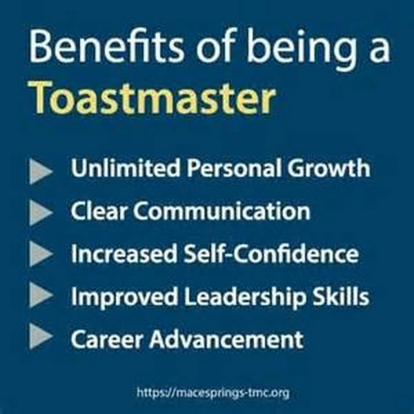 Benefits Of Toastmasters Area Toastmasters Where Leaders Are Made