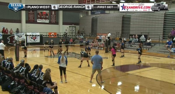 Plano West Vs George Ranch