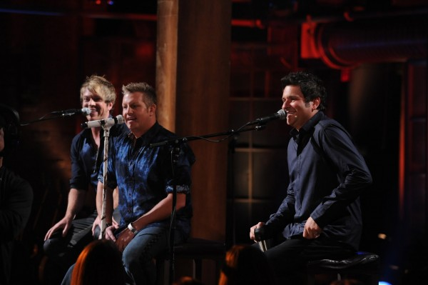 Rascal Flatts Takes Cmt's Invitation Only Stage On November 15th
