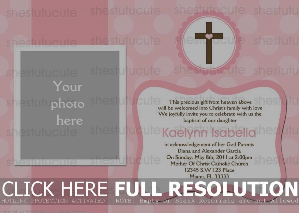 Free Baptism Cards To Print