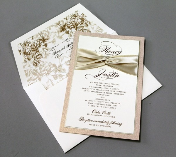Wedding Invitations Of New York & Long Island