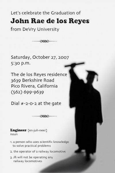 Shutterfly Grad Party Invites Online Wording Graduation