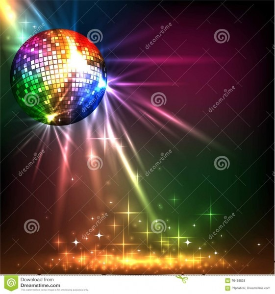 Great Disco Ball Template Images  Not Sure Why An Embroidered