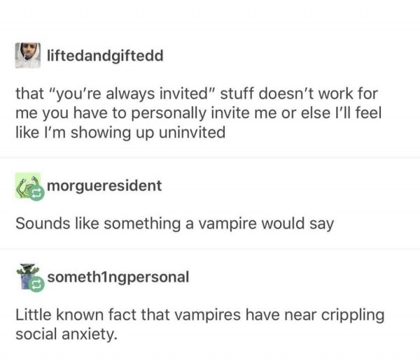 We're All Vampires Here   Socialanxiety