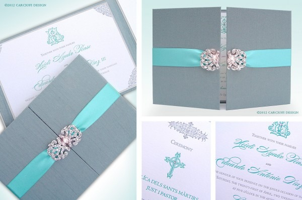 Tiffany Blue Wedding Invitations Tiffany Blue Wedding Invitations